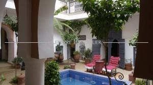 Riad guest's house for sale – RMD077