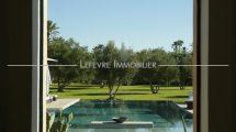 Villa Marrakech. – V05006