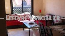 Beautiful apartment 1 room with terrace on golf jg0105