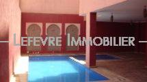 Superb apartment 1 bedroom, swimming pool, heart of Gueliz jg0208